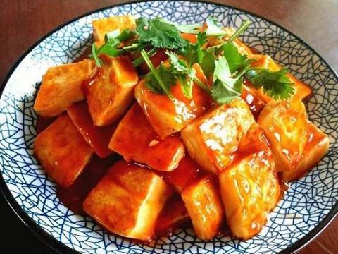 """人称""""植物肉""""的豆腐,这样做酸甜开胃又补钙!比吃肉还过瘾"""