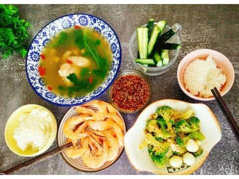 上学期间,给儿子的一周午餐,简单实惠又营养,孩子吃得很开心
