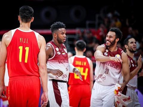 伤口上撒盐?中国男篮世界杯耻辱一战,委内瑞拉电视台将重播!