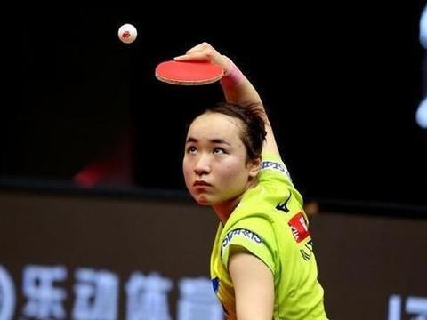 世界第二对伊藤美诚有多重要?东京奥运会或顺利杀进女单决赛!