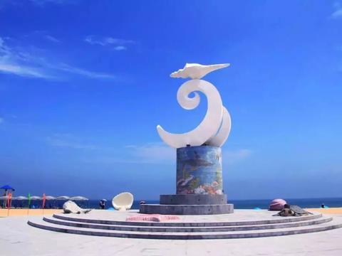 广东人气很高的一处岛屿,是广东第四大海岛,旅游不收门票