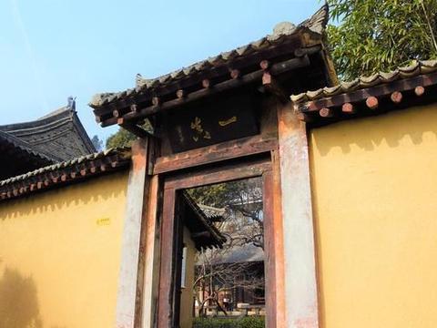 西安旅游好地方,秦岭北麓丰裕口,律宗祖庭净业寺