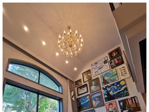 歌手黄雅莉豪宅犹如魔法城堡 张碧晨的家像个女汉子!