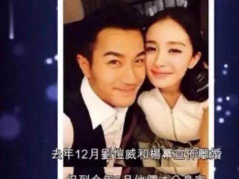 刘恺威离婚后落魄到无戏可拍?资产被曝光后令人惊叹!