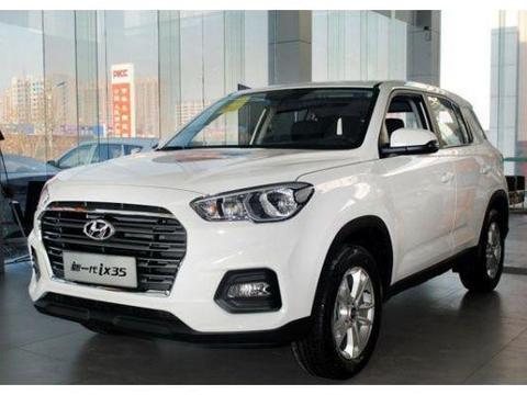 2019年韩系SUV销量仅36.5万辆,现代ix35夺冠,季军才卖4.3万辆
