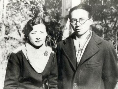 林徽因把孩子给了金岳霖,把爱情给了徐志摩,把婚姻给了杨思成