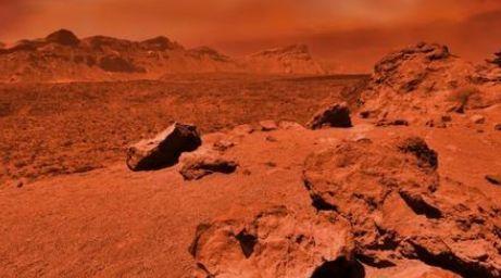 火星出现震感!科研人员找到表面的大裂缝,火星并非死气沉沉