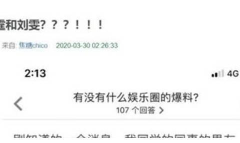 刘雯否认与陈伟霆恋情,二人多次合作很投契,和崔始源更般配