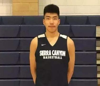 """34小时!17岁中国篮球天才上演""""回国惊魂"""",他担负中国男篮未来"""