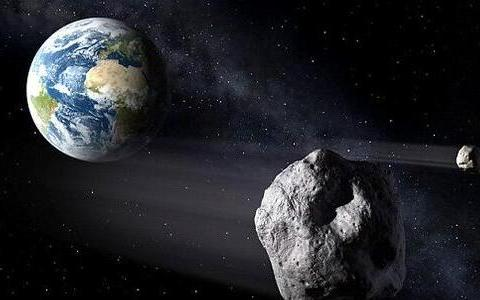 一颗小行星朝着地球飞来,大小如同珠穆朗玛峰,会撞上吗?