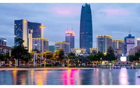 中国最强的新一线城市,GDP全国第八,未来有望追上北上广深
