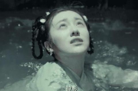 终于找到了,山区拍戏嫌水脏用140桶矿泉水洗澡的女星,就是她