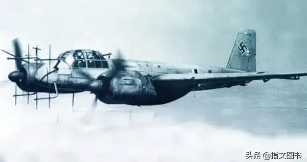 """希特勒的""""万能轰炸机"""":容克Ju 88"""