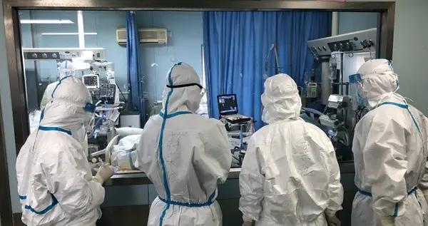 规范精准又暖心 三天时间江苏医疗队让金银潭医院的重症监护病区大变样
