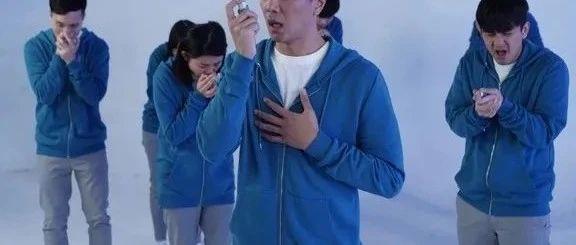 担心!TVB当家小生与富二代太太夫妻同患哮喘病长期备药 害怕遗传给儿子