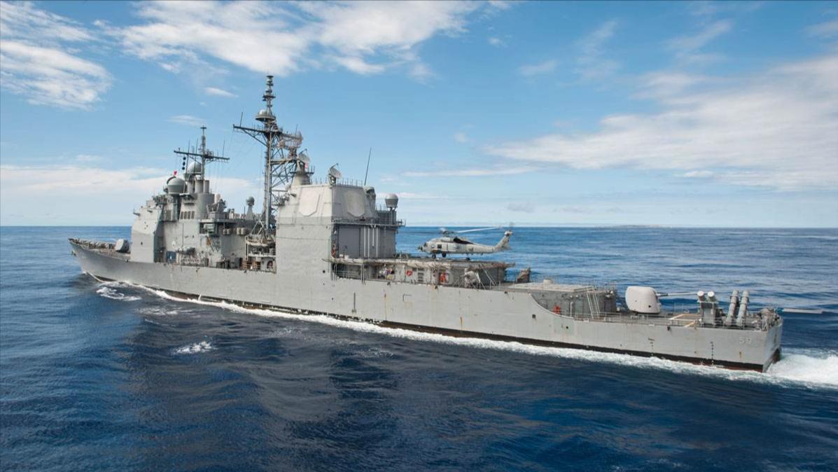 美军试图扳回一局,启动首款重舰项目,目标指向055