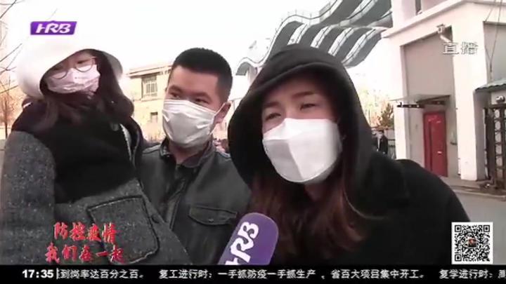 哈尔滨松北区:社区疫情防控不放松,巡检巡查双保险,保障居民安全