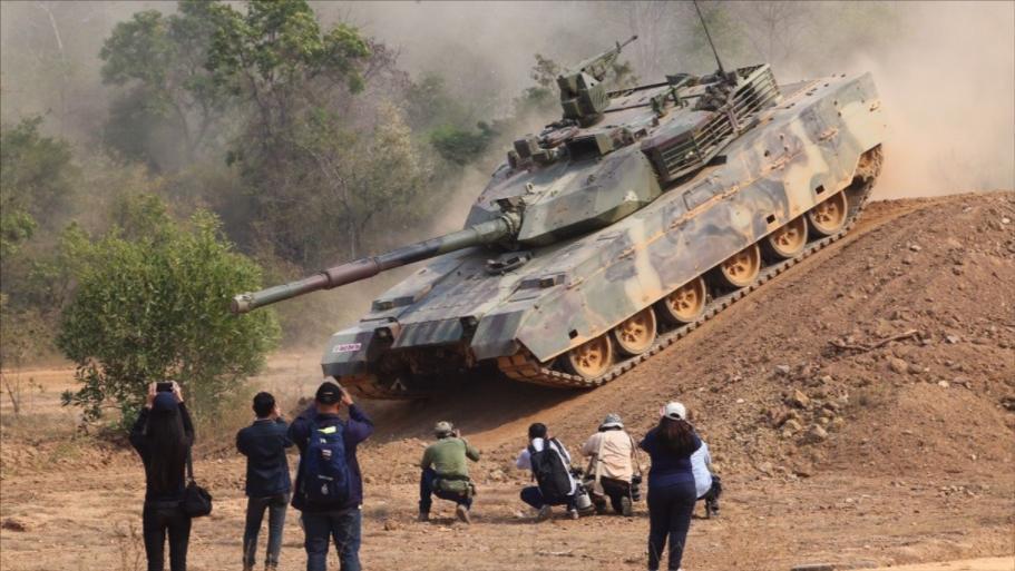 更先进VT4不要,巴基斯坦为何购买200多辆二手坦克?只因缺钱