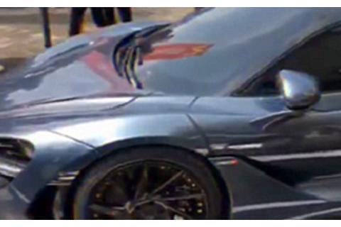 """""""全碳版""""迈凯伦720S,全球首台,选配花160万,比原厂快0.1秒"""