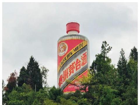"""茅台酒厂最""""贵""""的墙,收藏了388瓶酒,总价值已经上亿"""