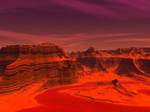 火星存在大量水资源,外星生物就孕育在此?众多发现被公之于众!