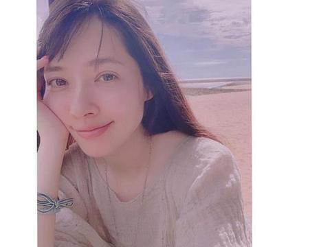 婚后的郭碧婷很憔悴,她感叹习惯了独立,疑似已经怀有身孕多日了
