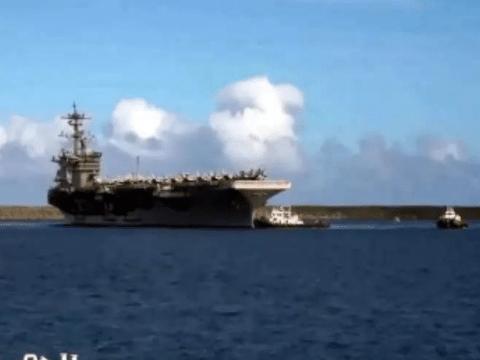 美方11艘航母威慑巨大,全面出动要怎么应对,专家:美方不敢