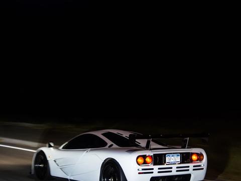 迈凯伦F1实车 经典又运动的设计