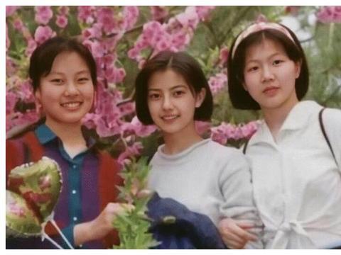 明星罕见的学生照,赵雅芝有些意外,陈德容简直是老天爷赏饭吃