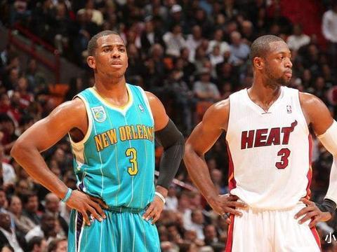 保罗,韦德,霍华德,三人均无MVP,谁的巅峰期最强?