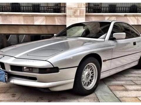 45万买下28年前宝马850,车主刚晒照片网友就炸锅了:颜值爆表