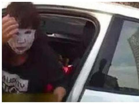 """高速摄像头拍到""""鬼脸"""",女司机百口莫辩,交警:还想挑战电子眼"""