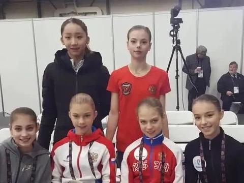 全村希望 花样滑冰女单安香怡首次冰上四周跳 因年龄无缘北京冬奥