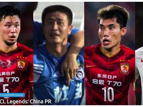 郑智领衔亚冠5大中国球员,亚足联盛赞郑智:队长+领袖+传奇!