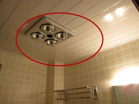 如今卫生间装浴霸很常见,你可别装这种,我家用过才知是个坑