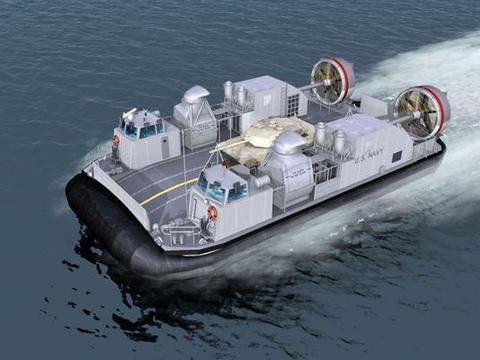 省钱,还是烧钱?美军推出新款登陆艇,换名字不换设计有啥区别呢