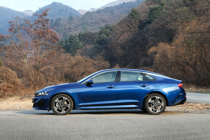 起亚全新K5竞争力分析,颜值是最大卖点,起售价预计不超16万元
