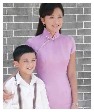 秦岚与吴磊,十年前饰演母子,十年后像情侣