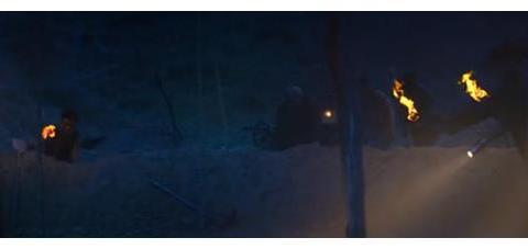 《龙岭迷窟》火了,才上线两天,猫眼热度第一,收视率已破九千万