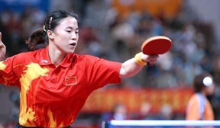 世乒赛集齐四项冠军国乒仅五人做到,张怡宁无缘