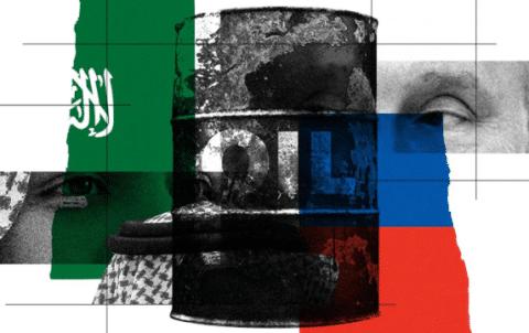 沙特降油价砸到自己的脚,特朗普举白旗向普京服软,希望能和为贵
