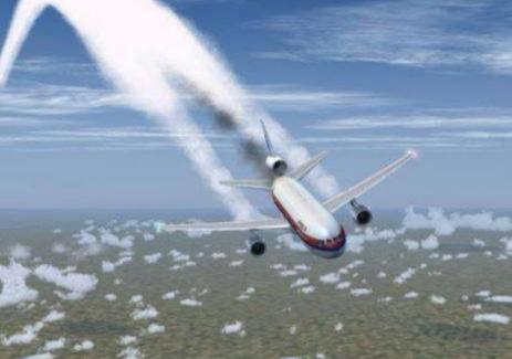 民航飞行员为报复上级,故意关闭发动机,217人无一生还