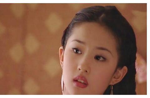 刘亦菲从女神到女汉子用了18年的时间