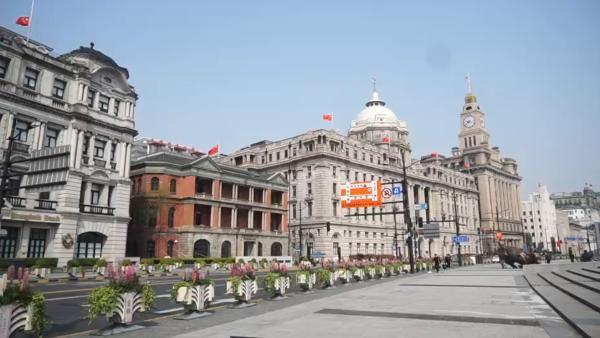 下半旗,鸣笛3分钟,上海为逝去同胞默哀