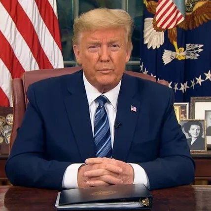 关注丨美国确诊超27万,特朗普宣布总统大选时间