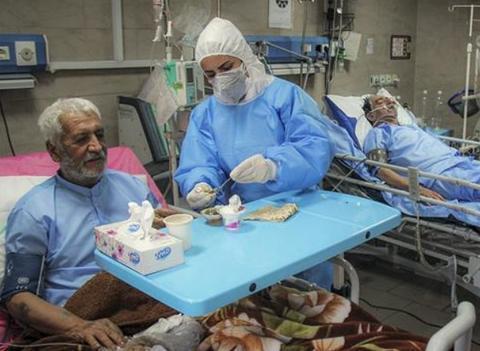 伊朗医疗机构致信联合国:联合国无能,美国无耻,世界秩序会瓦解
