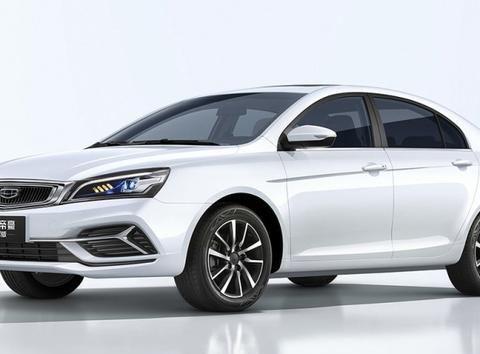 吉利平民级家轿,标配PM2.5过滤,全系1.5四缸发动机