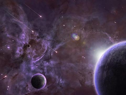 """距离太阳系附近最近的恒星,人类发现""""第二地球"""",惊喜万分!"""