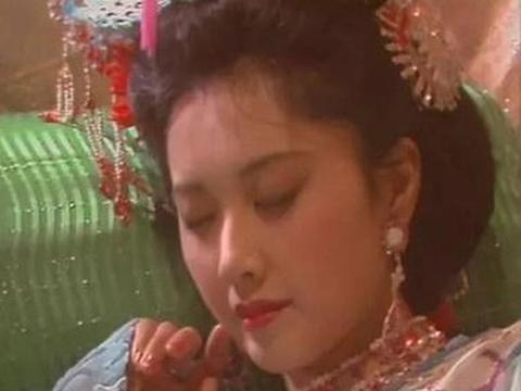 西游记最美的女人朱琳国色天香大概就是如此了