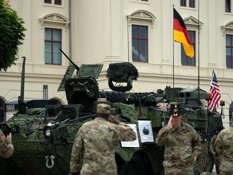 动真格的就露馅了!德国下逐客令,美军说啥不想撤军,不再提威胁